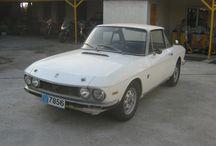 Lancia Fulvia 1.3 S (series 2 white) / Προς Ανακατασκευή>