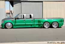 Awesome trucks and pickups
