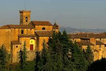 """The Medieval village of Chianni / A village in Tuscany where you can stay with the concept of """" A Village as your Hotel """" see website http://www.hotelchianni.it/en/"""
