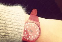 Swatch Watch / by Colleen Kaylor