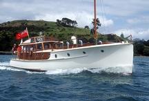 Boats around the Hauraki Gulf NZ