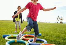Outdoor activities for kids / by Rian Adams