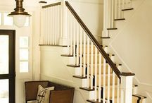 Foyer Ideas / by Becky Hill