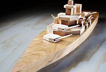 drewno modele