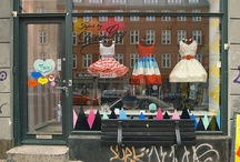 Dixie Grey, Istedgade 56C, Copenhagen / This is our Little old Dixie Grey shop that we love so much! Pls Enjoy!