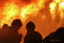 firefighter / Fire