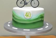 Bicycle/Cycling Cakes