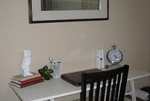 Angus' bedroom
