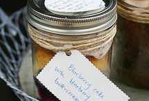 mason jar ideas / by Debbie Kobs