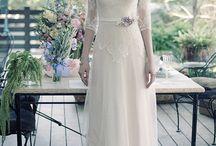 Abiti vintage bride