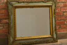 Antique Mirrors / A selection of antique mirrors from London Fine Antiques