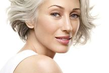 how to grow out grey hair tips