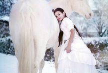 Žena a kôň