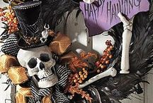 Haunted Halloween / Halloween Decorating Ideas / by Toni @SawdustOnMyBoot