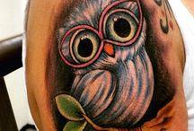Tattoo / Minhas tatuagens