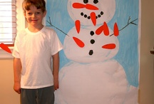 Snow Day / Ideas, activities and resources for a snow theme day!!