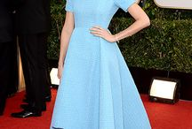 Golden Globe Gowns - 2014 / #Celebrity #Fashion