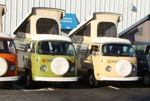 vintage campers and more / by Hollie Kouns