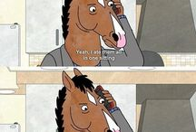 bojack. / life is a series of closing doors, isn't it?