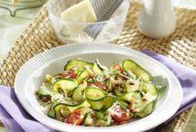 zeleninové saláty