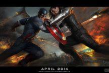 Marvel Concept Art
