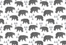 Our Favorite Wallpaper / With all those options out there it might be hard to find the perfect wallpaper. Check out some of our favorites to help you decide!