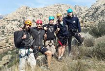 Escalada - Rock Climbing with Dreampeaks / Dreampeaks organizes rock climbing activities, instruction courses and climbing holidays in Spain.