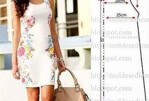 Sewing Patterns / From beginner to expert, I gather here beautiful sewing patterns to do.