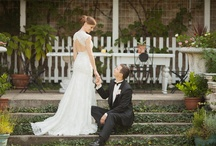 Wedding inspirations - dresses and stories