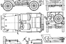 jeep blueprints