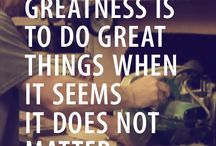 The cost of greatness-T3 Topic