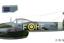 Allied WW2 Aircraft