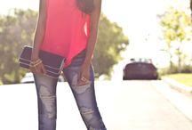 Short, Jeans