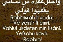 Kutsal Kitabim Kuran'ım