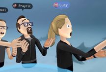 #VirtualReality #Emoji gestures created by #Facebook