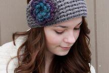 Headbands , Crocheted