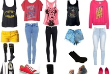Outfits :) / by Yanna King