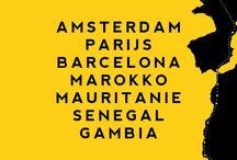 Amsterdam Dakar challange