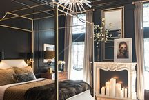 Beautiful bedrooms / Bedroom styling and inspiration