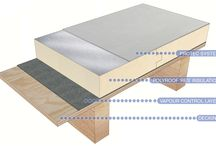 Protec Warm Roof System / A Revolutionary Way to Insulate a Flat Roof  Polyroof have developed an innovative warm roof system that does away with these limitations, meaning that even the most stringent thermal performance standards can be comfortably met.