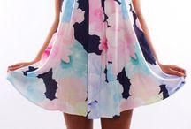 vestidos sueltos verano viscosa