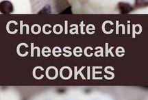 chocolate chip cheescake