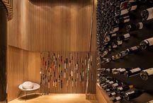 Bodegas / Una selección de bodegas de vino. Arquitectura de bodegas.