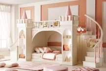 Castle theme and beds