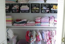Baby/Toddler Girl Stuff / by Stacy Dämm
