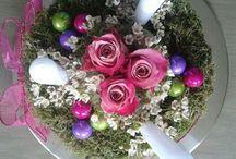 Bloemen - zelf gemaakt