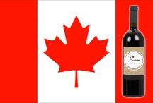 Vinhos Canadenses / Seleção de Vinhos Canadenses da Wine Brasil