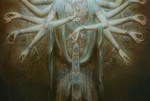 Deusas Orientais