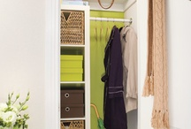 Coat closet / by Melissa Osborn