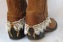 Stiefel u. Schuhe